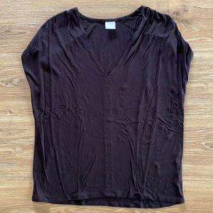 🔳 H&M Black Short Sleeve Shirt 🔳